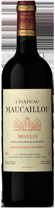 Château Maucaillou 2010