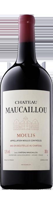 Château Maucaillou 1989